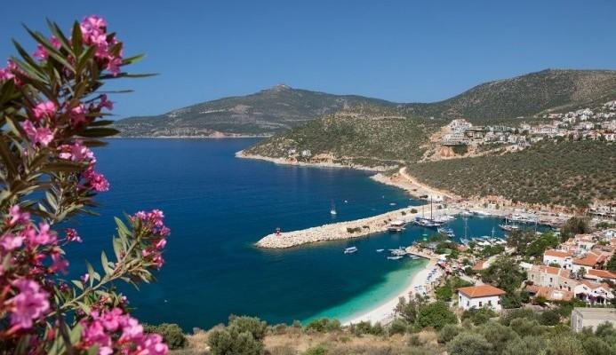 Blue Cruise Olympos to Fethiye