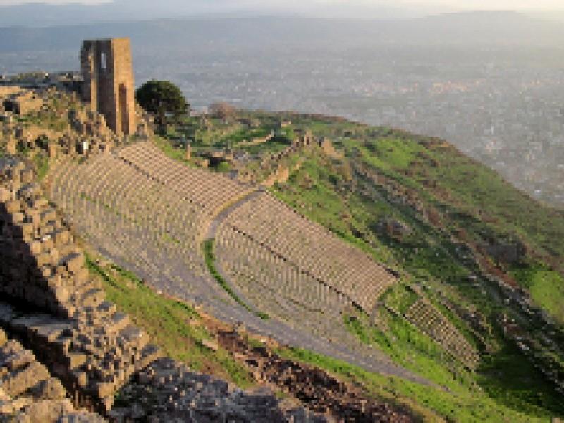 Daily Pergamon Tour