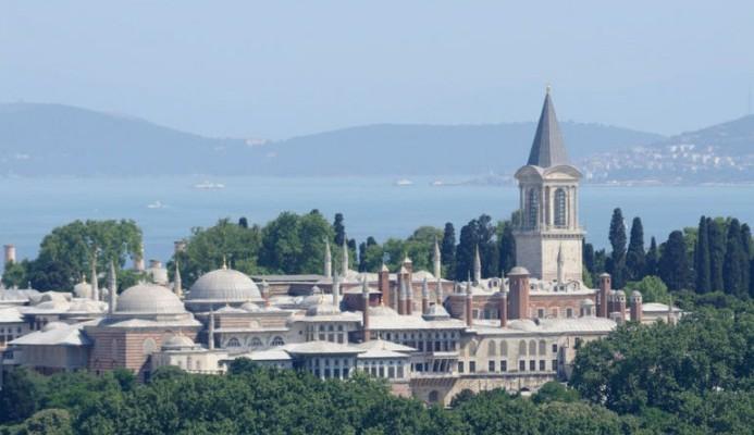 Öğleden sonra Istanbul Turu