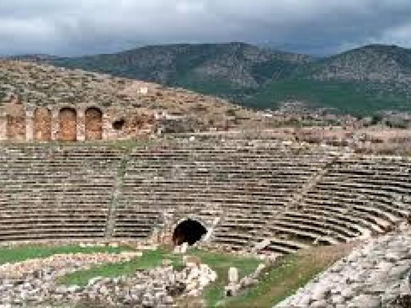Pamukkale and Aprodisias Private Tour