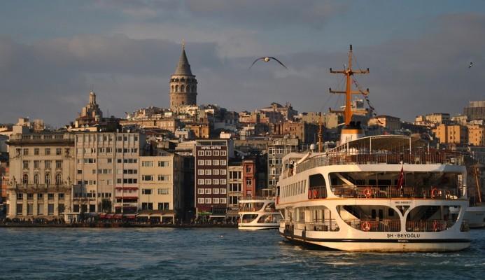Akşam Boğaz Tekne Turu