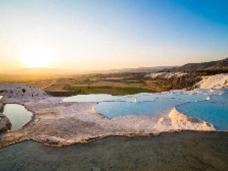 Pamukkale and Aprodisias Private Tour