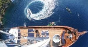 Cruzeiro azul de Marmaris até Fethiye