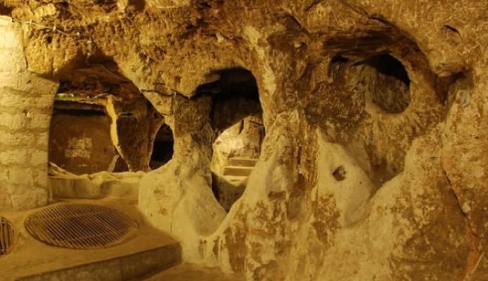 WEST CAPPADOCİA (GREEN TOUR)