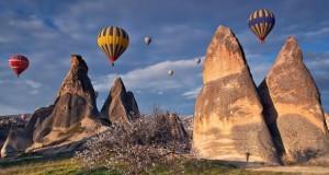 豪华热气球之旅