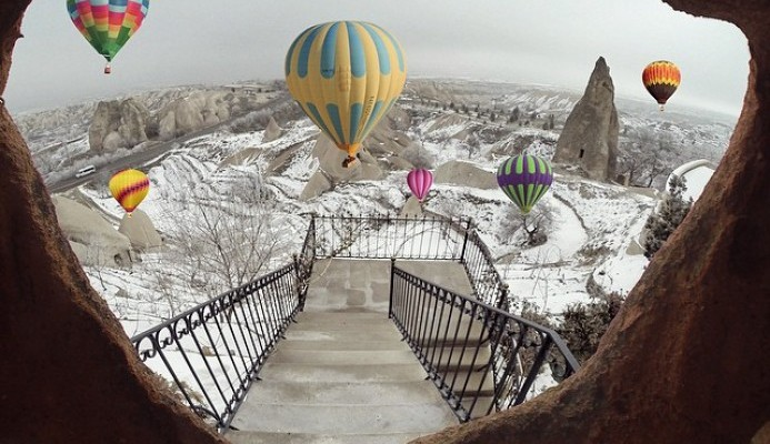 Cappadocia Honeymoon Package
