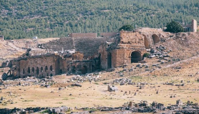 Fethiye Pamukkale Turu