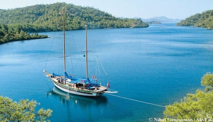 Marmaris to Fethiye Blue Cruise