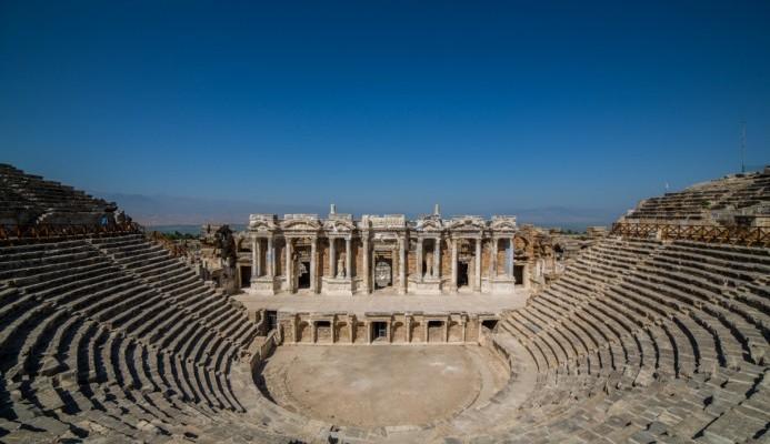 2 gunluk Efes ve Pamukkale turu