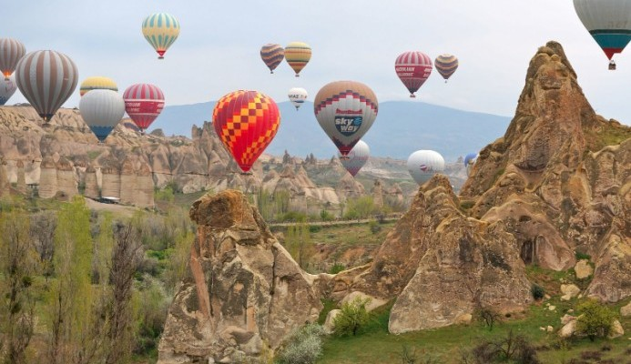 Boutique Balloon Flight