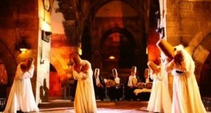 Whirling Dervish Ceremony