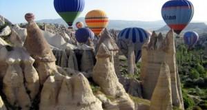 常规热气球之旅