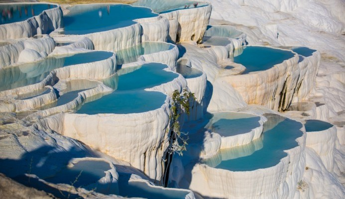 2 Day Ephesus and Pamukkale Mini Break