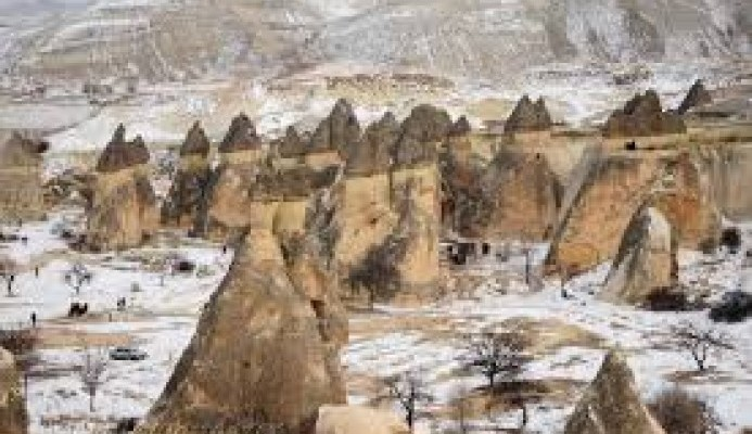 Cappadocia Winter Tour I